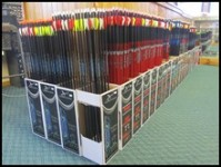 Archery, Bow and Crossbow Arrows by Carbon Express,Beeman, Parker Red Hot, Easton, Barnett, Excalibur and more: