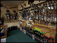 Bows by Mathews, Mission,  Bowtech, Carbon Express and Parker bows