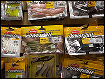 Berkley Powerbait Lures