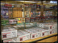 Case ammo for shotguns, turkey loads, waterfowl and more.