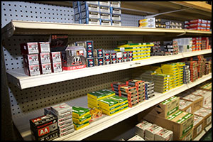 Ammunitions for Handguns, Long guns, Muzzleloaders and Pellet Guns.