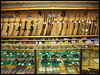 Brand names such as Remington, CZ-USA, Smith & Wesson, Winchester, Glock, Sig Sauer and much