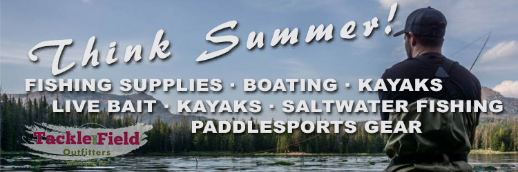 Fishing Supplies, Boating, Kayaks, Paddlesports and Saltwater