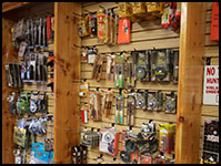 Game Calls, brands include Primos, Knight and Hale, Uncle Dickie, Foxpro, Hunter Specialties