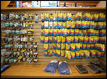 Marine screws, bolts & fasteners