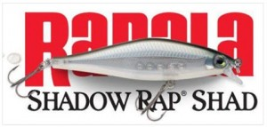 Rapala Shadow Rap Series of jerkbait.